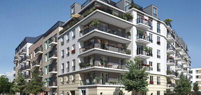 Programme immobilier neuf de 2 à 4 pièces Sartrouville