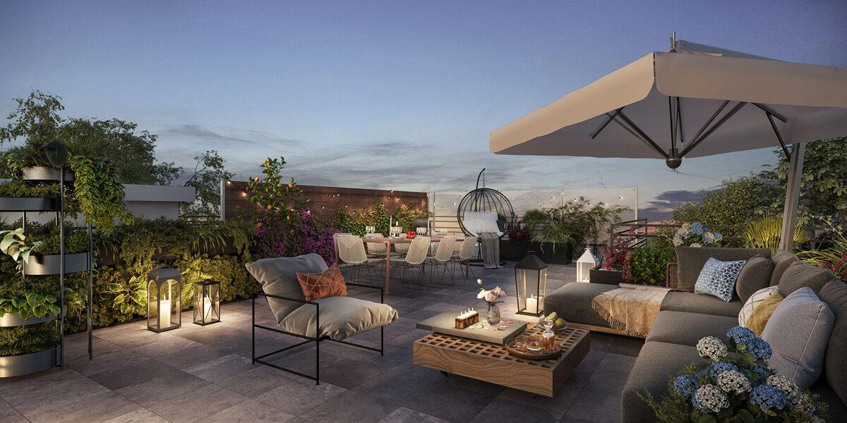 Appartement à vendre : Sannois . 40.02 m² . 2 pièces