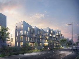 Programme immobilier neuf Carrieres Sous Poissy