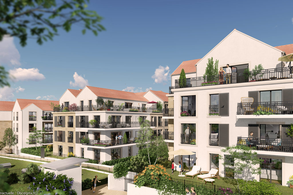 RESIDENCE CONCORDE - CHAMBOURCY