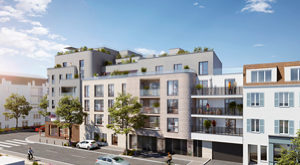 Programme immobilier neuf de 2 à 6 pièces Enghien Les Bains