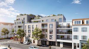 Programme immobilier neuf Enghien Les Bains