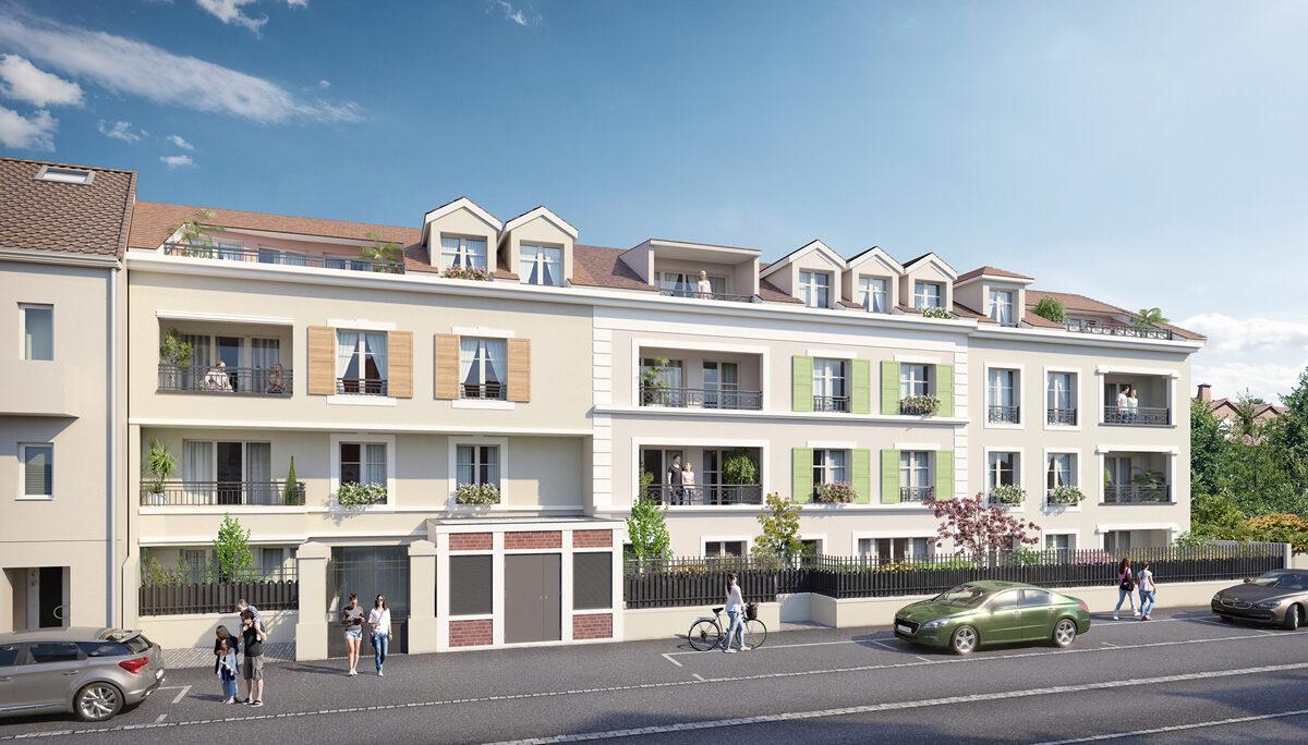 Appartement à vendre à St Leu La Foret . 29.74 m² . 1 pièce / studio