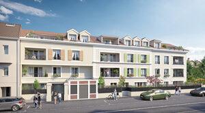 Programme immobilier neuf de 1 à 4 pièces St Leu La Foret