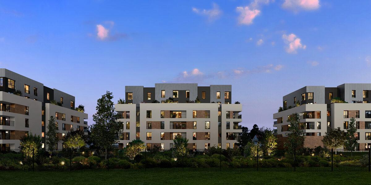 Appartement à vendre : Vernouillet . 46.13 m² . 2 pièces
