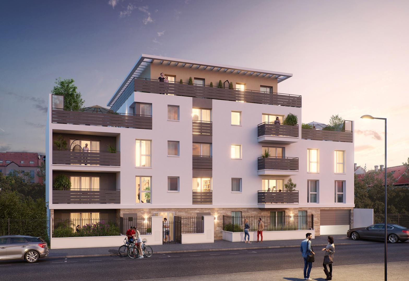 Appartement 2pcs 95360 MONTMAGNY