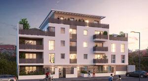 Programme immobilier neuf de 2 à 4 pièces Montmagny