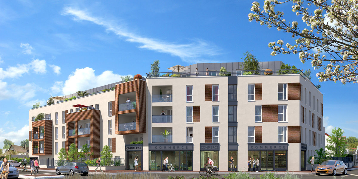 Appartement à vendre : Eaubonne . 33.15 m² . 1 pièce / studio