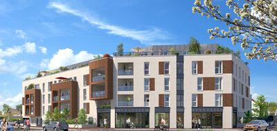 Programme immobilier neuf de 2 à 4 pièces Eaubonne