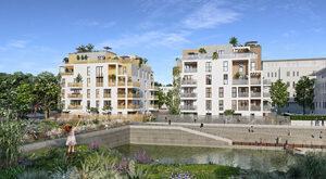 Programme immobilier neuf de 2 à 4 pièces Guyancourt