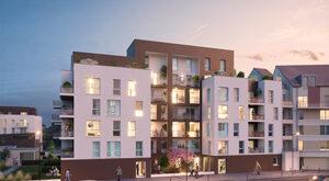 Programme immobilier neuf de 2 à 5 pièces Trappes
