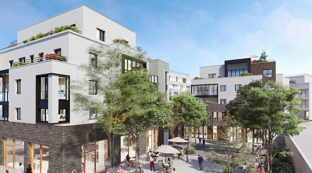 Appartement à vendre : Chatou . 43.92 m² . 2 pièces