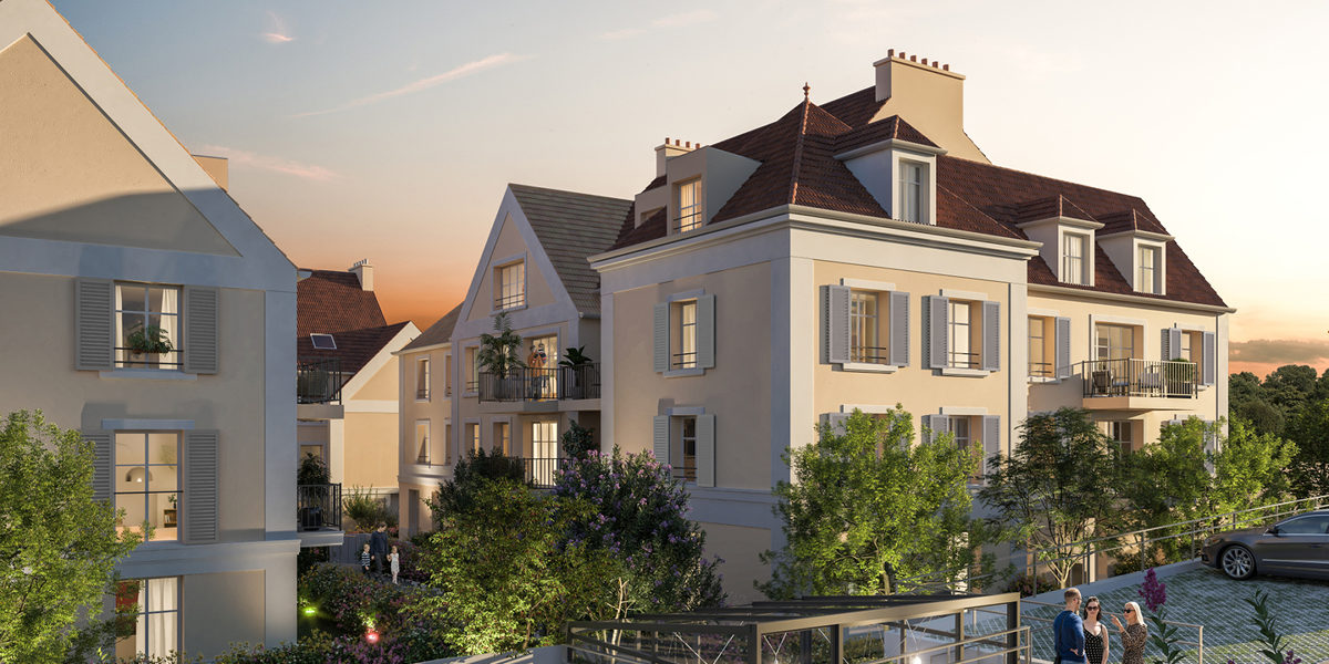 Appartement à vendre : Cormeilles-en-parisis . 32.09 m² . 1 pièce / studio