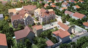Programme immobilier neuf Cormeilles En Parisis