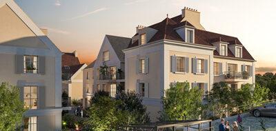 Programme immobilier neuf de 1 à 5 pièces Cormeilles En Parisis