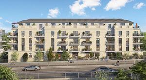 Programme immobilier neuf de 1 à 3 pièces Argenteuil