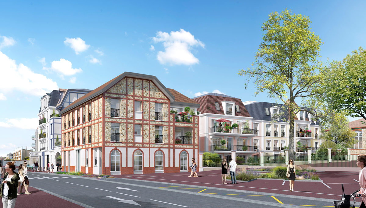 Programme immobilier neuf STELLA - VILLIERS SUR MARNE