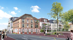 Programme immobilier neuf Villiers Sur Marne