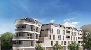 Programme immobilier neuf de 1 à 5 pièces Alfortville