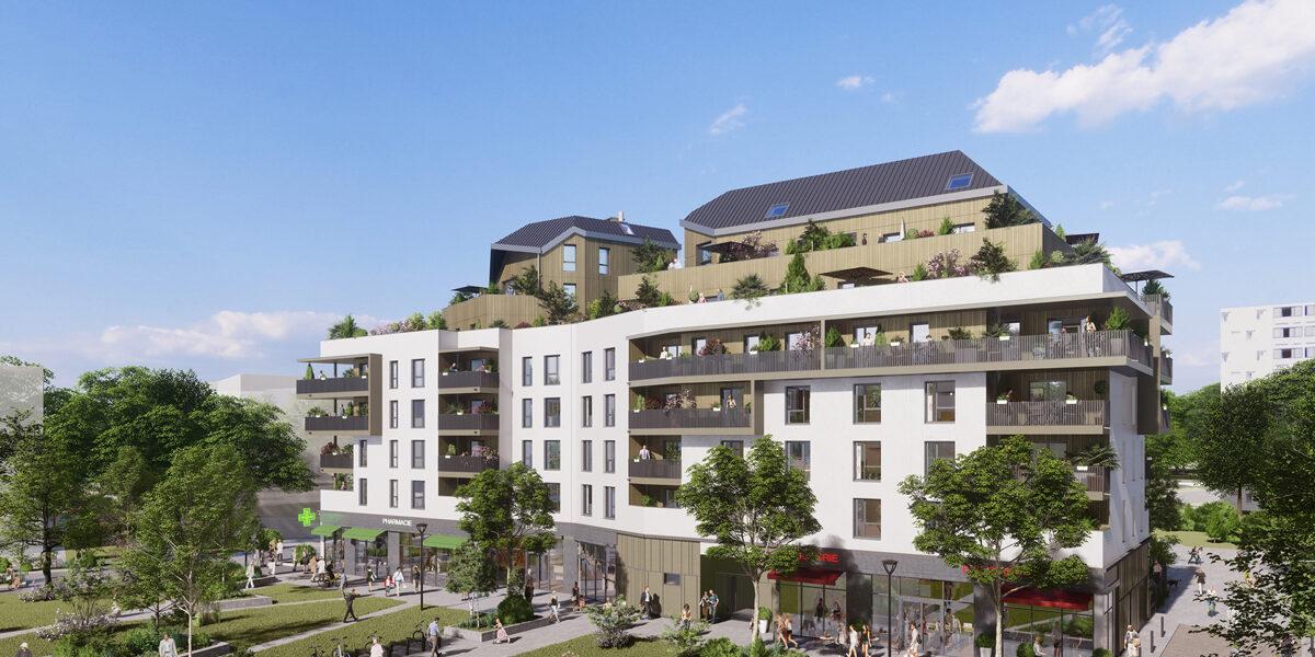 Appartement à vendre : Boissy-saint-leger . 28.5 m² . 1 pièce / studio