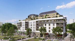 Programme immobilier neuf Boissy St Leger