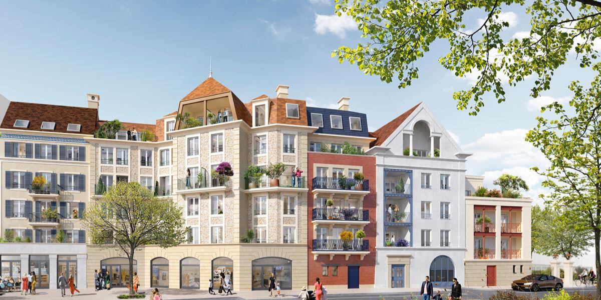 Appartement à vendre : Wissous . 41.57 m² . 2 pièces