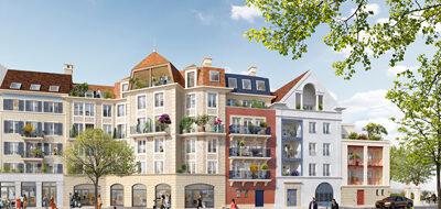 Programme immobilier neuf de 2 à 5 pièces Wissous