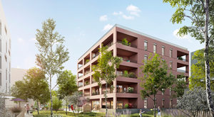 Programme immobilier neuf Courcouronnes