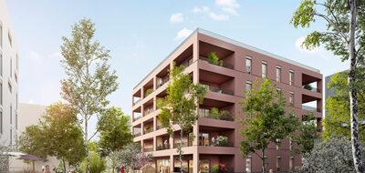 Programme immobilier neuf de 2 à 4 pièces Courcouronnes
