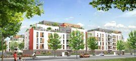 Programme immobilier neuf de 3 à 4 pièces Trappes