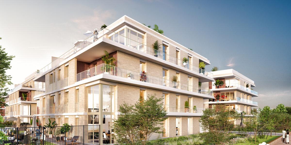 Appartement à vendre : Saint-germain-en-laye . 43.87 m² . 2 pièces