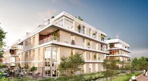 Programme immobilier neuf de 1 à 5 pièces St Germain En Laye