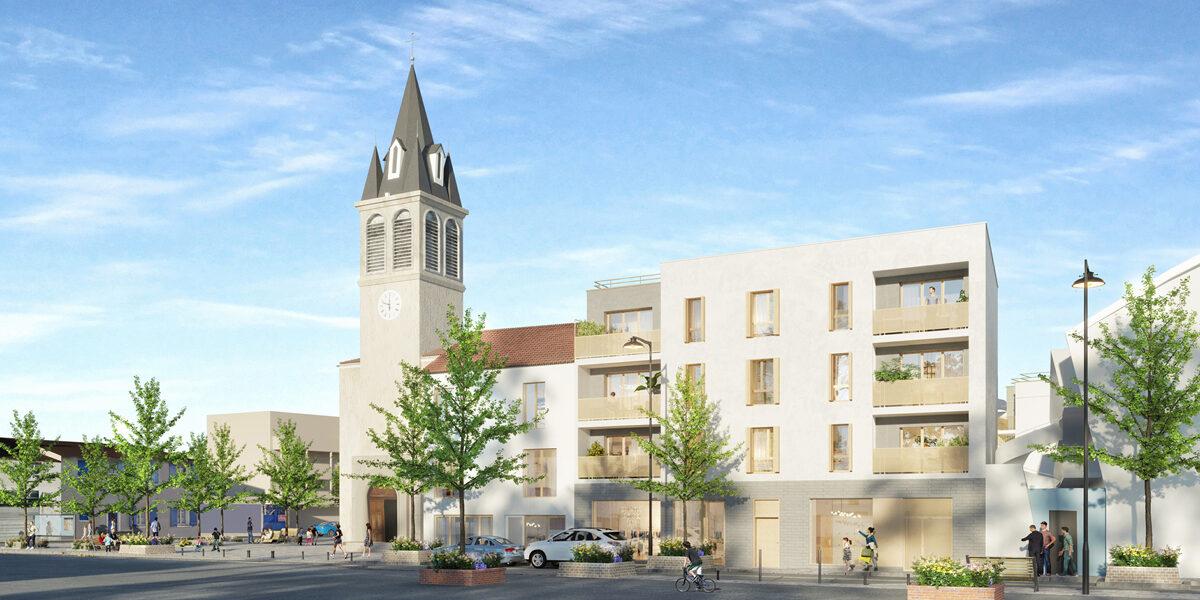 Appartement à vendre : Pierrefitte-sur-seine . 42 m² . 2 pièces