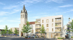 Programme immobilier neuf de 2 à 4 pièces Pierrefitte Sur Seine