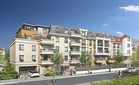 Programme immobilier neuf Franconville