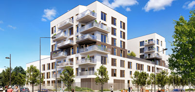 Programme immobilier neuf St Denis