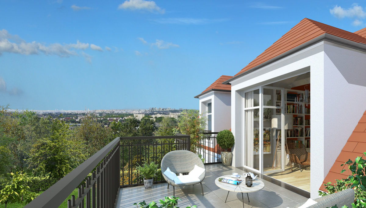 Programme immobilier neuf VILLA LOUISE - ANDILLY