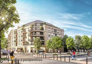 Programme immobilier neuf SQUARE - SARTROUVILLE
