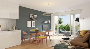 Programme immobilier neuf de 1 à 4 pièces Villiers Sur Marne