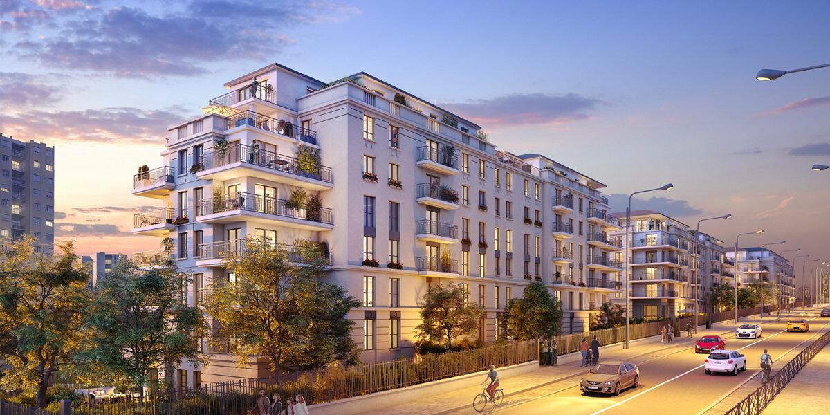 Appartement à vendre : Argenteuil . 31.05 m² . 1 pièce / studio