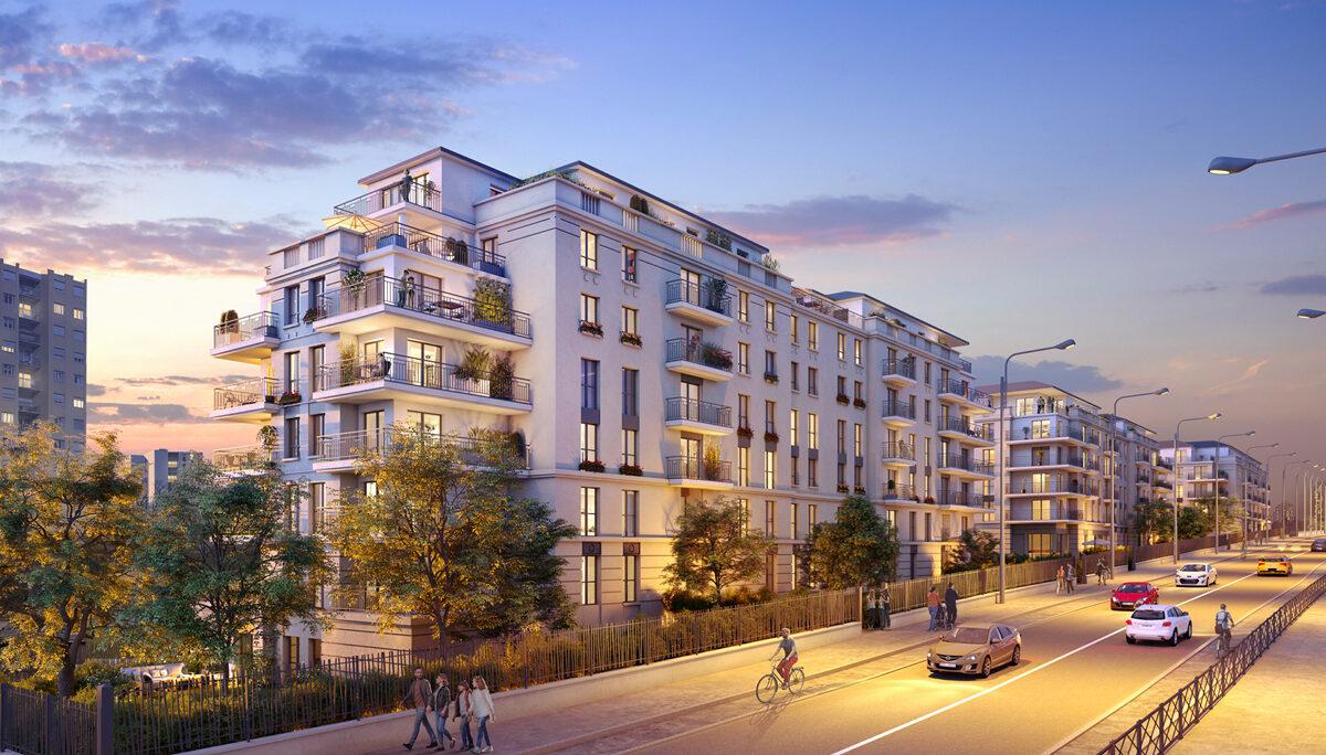 Appartement à vendre à Argenteuil . 28.65 m² . 1 pièce / studio