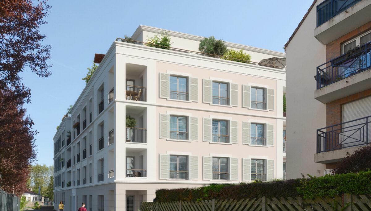 Appartement à vendre à Sarcelles . 57.29 m² . 3 pièces