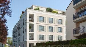 Programme immobilier neuf de 2 à 5 pièces Sarcelles