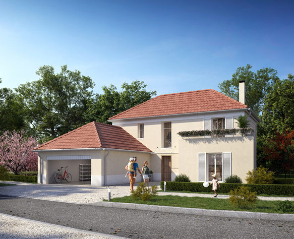 VILLAS & JARDINS St prix | Photo 1/4