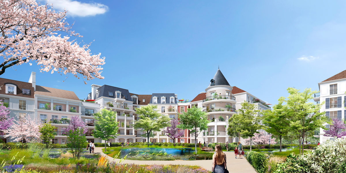 Appartement à vendre : Le-blanc-mesnil . 28.59 m² . 1 pièce / studio