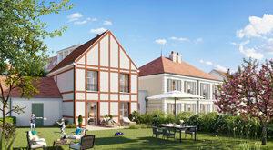 Programme immobilier neuf de 2 à 4 pièces Le Blanc Mesnil