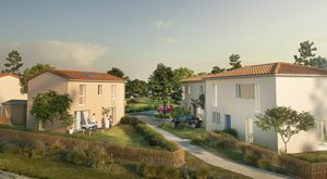 Programme immobilier neuf Le Porge