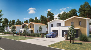 Programme immobilier neuf Biscarrosse
