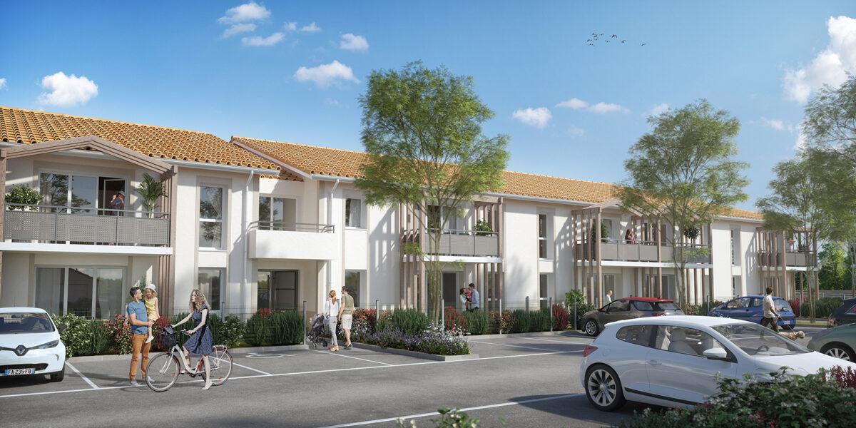 Appartement à vendre : Saint-andre-de-cubzac . 29.1 m² . 1 pièce / studio