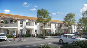 Programme immobilier neuf de 1 à 3 pièces St Andre De Cubzac